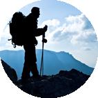 Hikers Use XGate Satellite Email