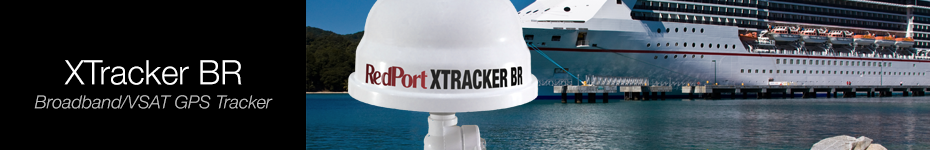 XTracker BR - Broadband Satellite GPS Tracker