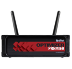 Optimizer Premier satellite VoIP Gateway and Data Router for operations and crew access